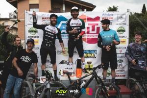 Alex Denny Lupato 2019 Deruta-Perugia Podio